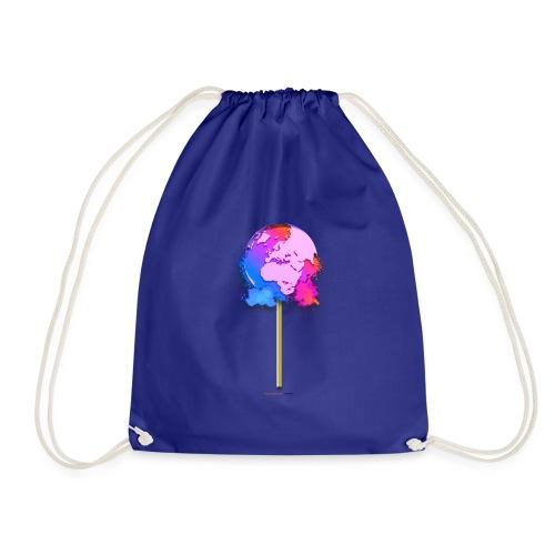 TShirt lollipop world - Sac de sport léger