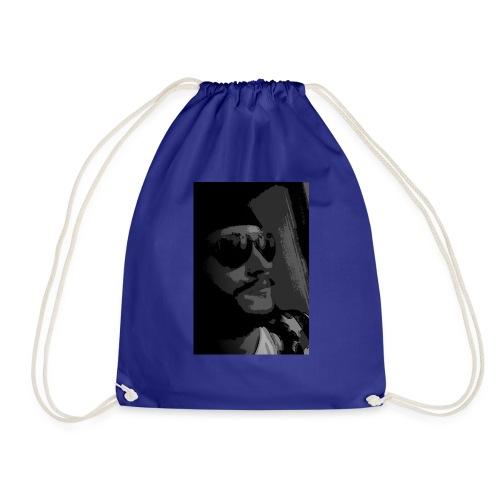 Modern Philosopher - Drawstring Bag