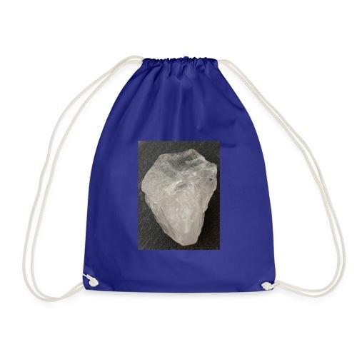 Bergkristall*Juttas Steinsammlung* - Turnbeutel