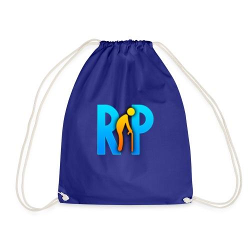 R.I.P. Logo - Turnbeutel