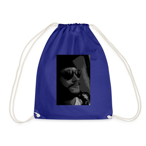 Modern Philosopher - Drawstring Bag