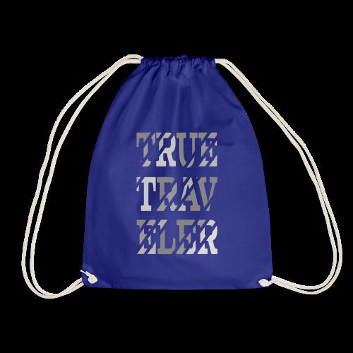 True Traveler Grey design - Jumppakassi