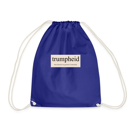 trumpheid - Drawstring Bag