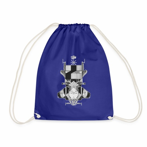 KEEP IT REAL - Drawstring Bag