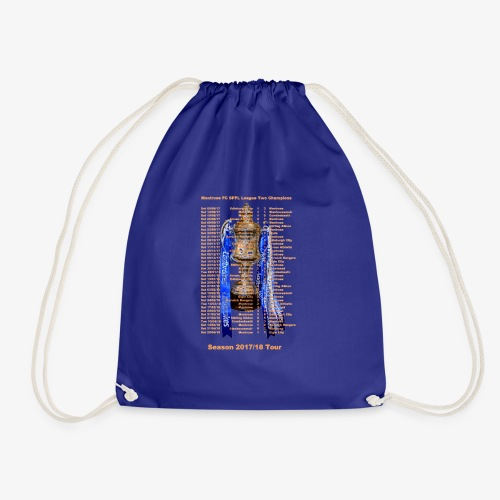 Montrose League Cup Tour - Drawstring Bag