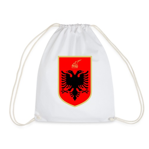 Coat of arms of Albanien - Turnbeutel