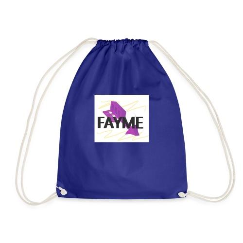 FAYME - Drawstring Bag