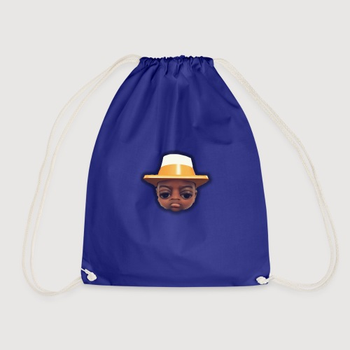 Dr. Dela Cheesecake Design - Drawstring Bag