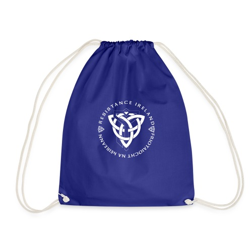 Resistance Ireland logo - Drawstring Bag