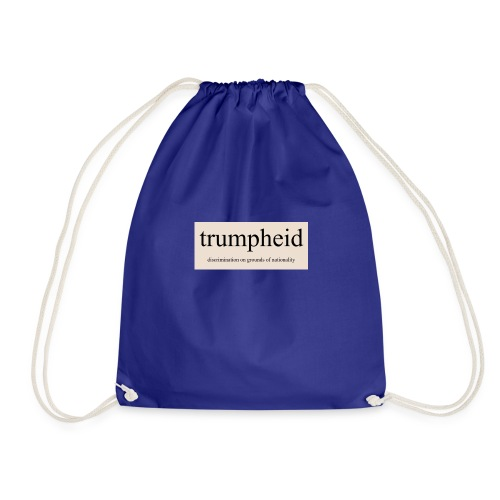trumpheid - Drawstring Bag