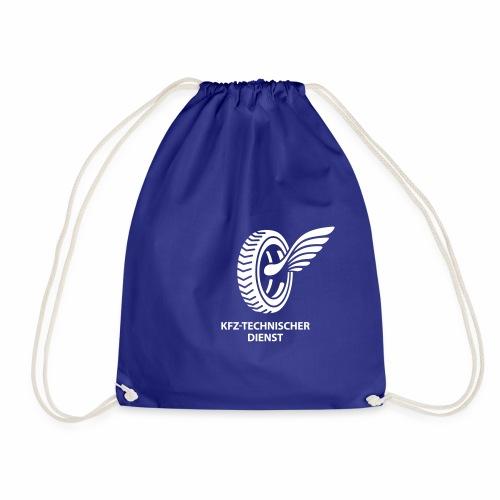 KFZ-technischer Dienst Abzeichen - Drawstring Bag