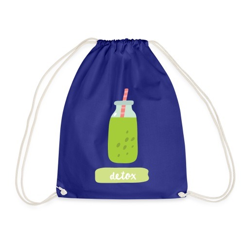 Detox with style - Sacca sportiva
