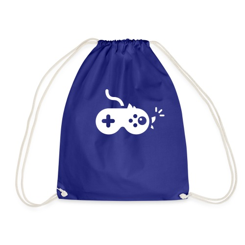 Duck Games Icon - Drawstring Bag