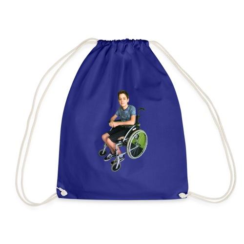 Michael Brown Rollstuhl (Version ein) - Turnbeutel