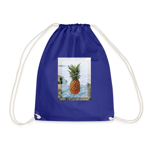 Alone wit pineapple - Turnbeutel