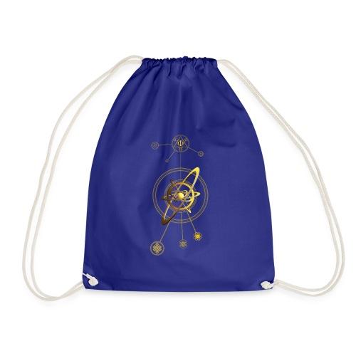 Aurea aNu Universo Spiritualis - Drawstring Bag