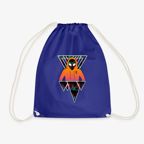 Space man - Drawstring Bag