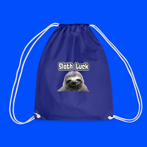 Sloth Luck - Drawstring Bag