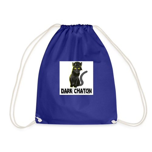 dark chaton vecto no miror - Sac de sport léger