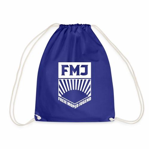 Freie Moped Jugend FDJ Parodie (1c) - Drawstring Bag