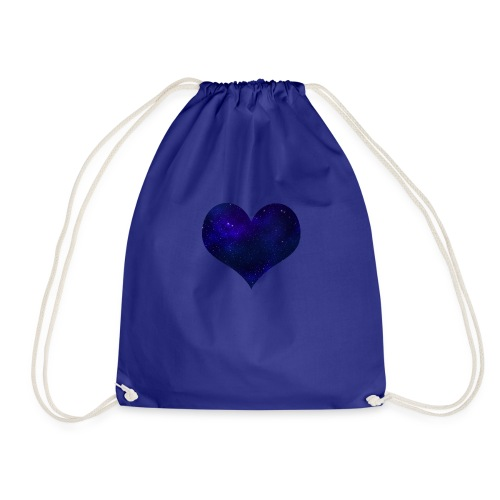 Love from outer space - Drawstring Bag