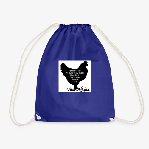 2DE2ADD8 8397 41E2 B462 85931C4D203C - Drawstring Bag