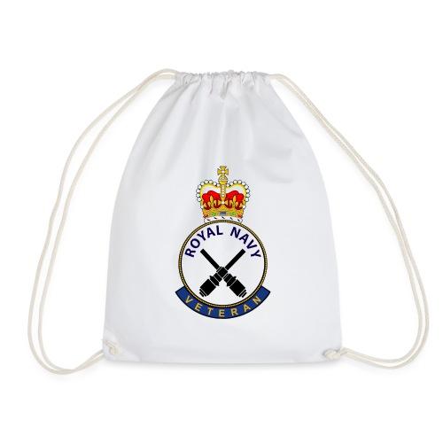 RN Vet GUNNER - Drawstring Bag