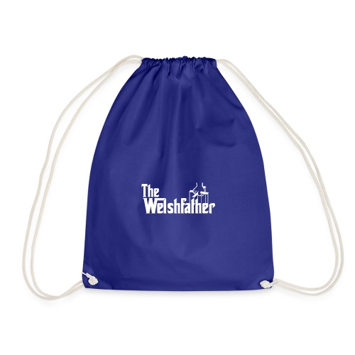 The Welshfather - Drawstring Bag