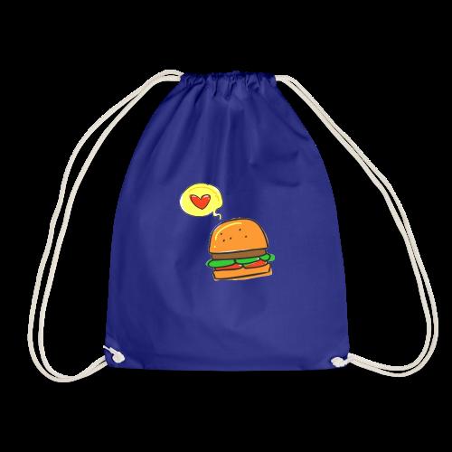 Love Burger - Turnbeutel