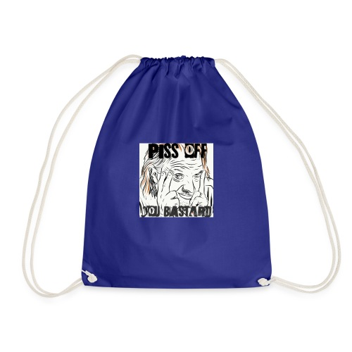RIK MAYALL - Drawstring Bag