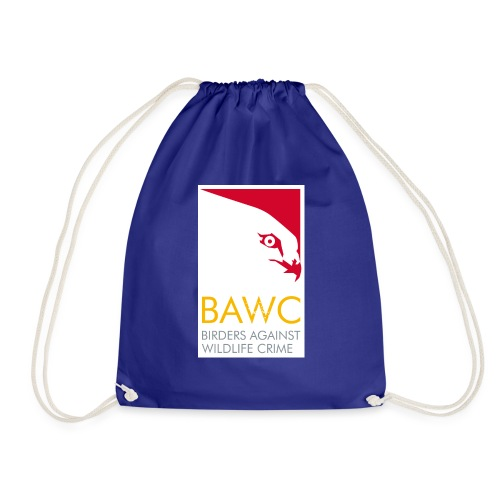 BAWC Logo - Drawstring Bag