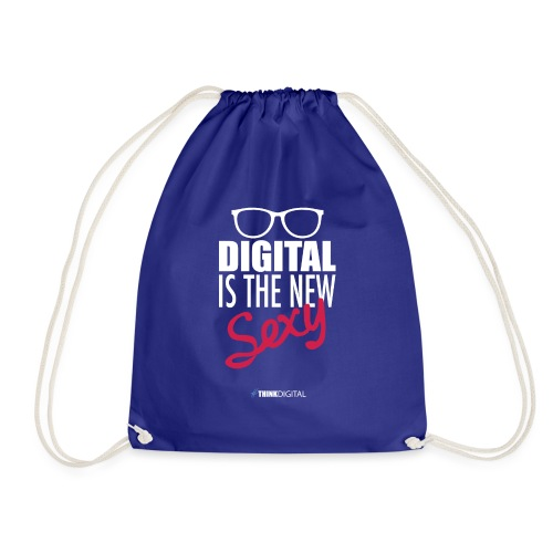 DIGITAL is the New Sexy - Lady - Sacca sportiva