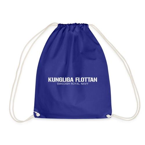 Kungliga Flottan - Swedish Royal Navy - Gymnastikpåse