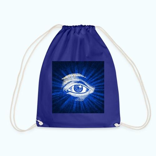 eye - Drawstring Bag