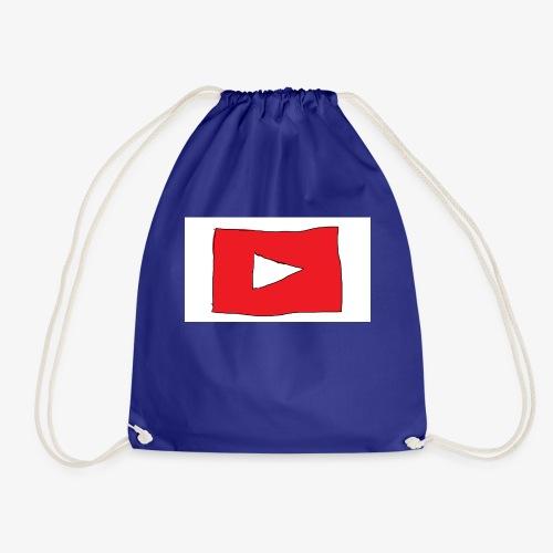 youtube Man - Gymnastikpåse
