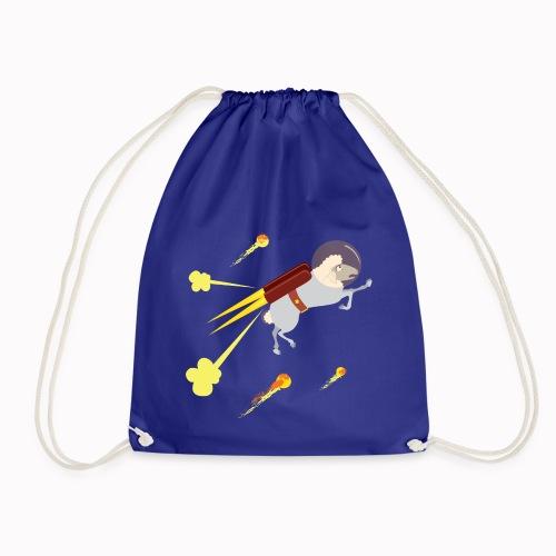 Mission Mars - Drawstring Bag