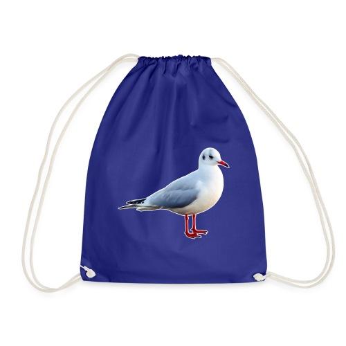 Möwe Vogel Natur Seagull Gull Tier - Turnbeutel