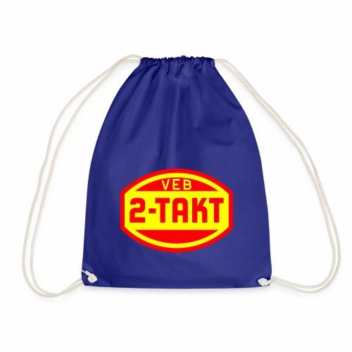 VEB 2-Takt Logo (2c) - Drawstring Bag