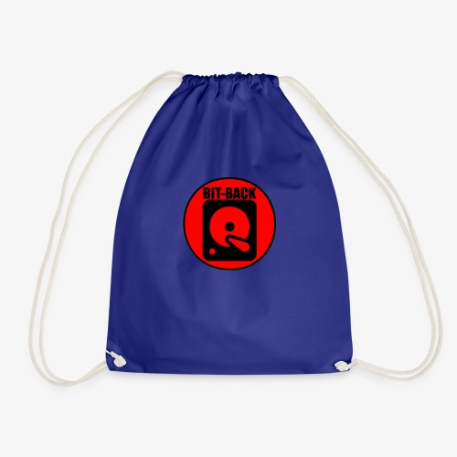 BIT BACK - Drawstring Bag