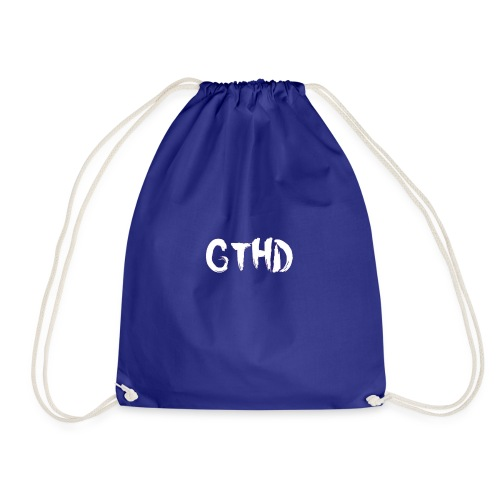 GTHD LOGO - Drawstring Bag