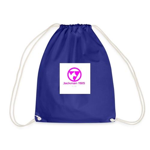 jackman y6t5 logo - Drawstring Bag