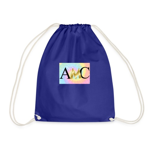 Tie dye - Drawstring Bag