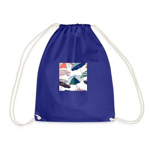 Umbrellas - Drawstring Bag