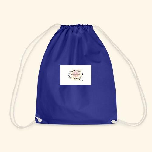Yoo Chicoo... logo - Drawstring Bag