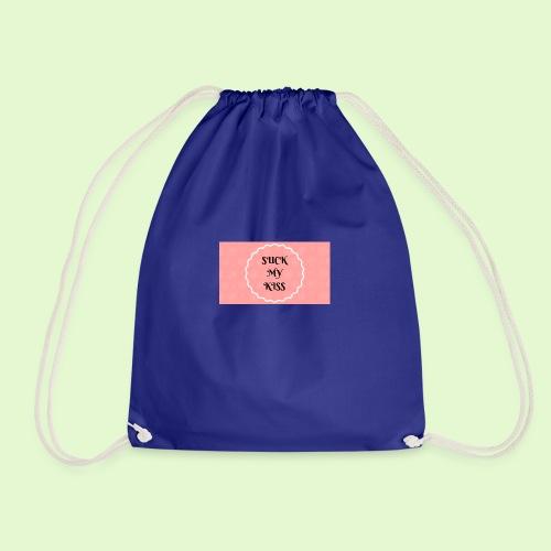 Kisses - Drawstring Bag