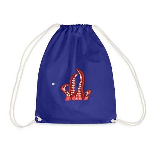 HNO2 Cookie Tee - Tentacles - Drawstring Bag