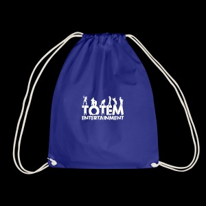 TOTEM Entertainment Logo - Drawstring Bag