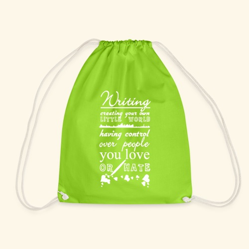 Writing - Drawstring Bag