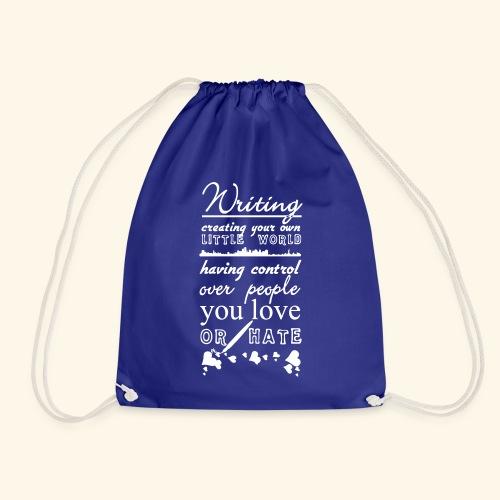 Writing - Drawstring Bag