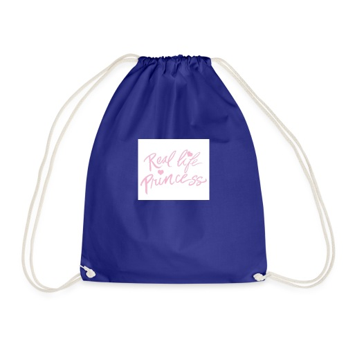 princess - Queen - Drawstring Bag